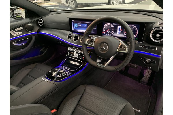 MERCEDES-BENZ E43 AMG 4MATIC EDITION